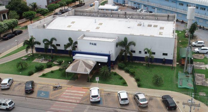 PAM LUCAS DO RIO VERDE