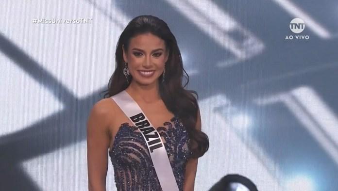 Miss Brasil, Julia Gama,