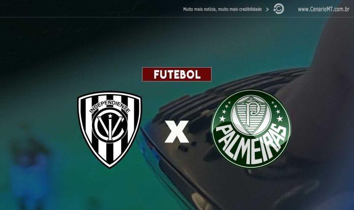 Independiente del Valle x Palmeiras onde assistir