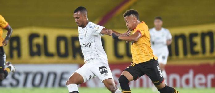 Santos perde e se despede da Conmebol Libertadores