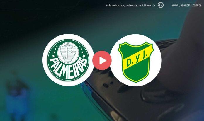 Onde assistir o jogo do Palemiras x Defensa y Justicia