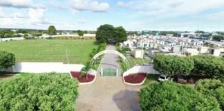 Cemiterio de lucas do rio verde - Jardim da Paz