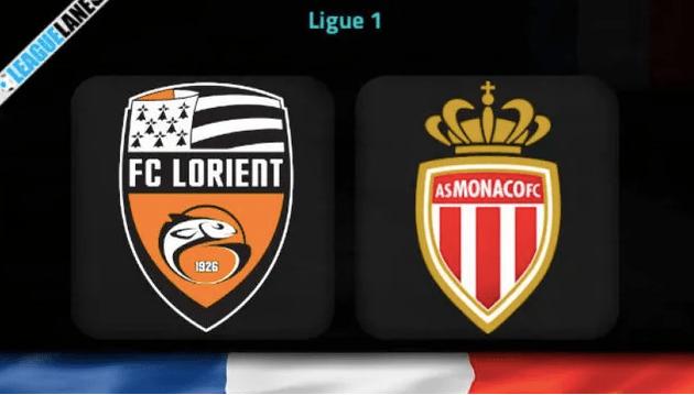 Lorient x Monaco