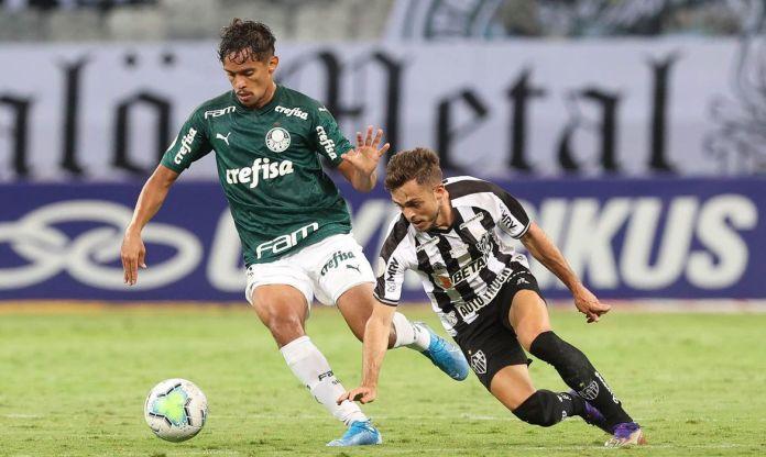 Atlético-MG x Palmeiras: onde assistir, horário, escalações e árbitro