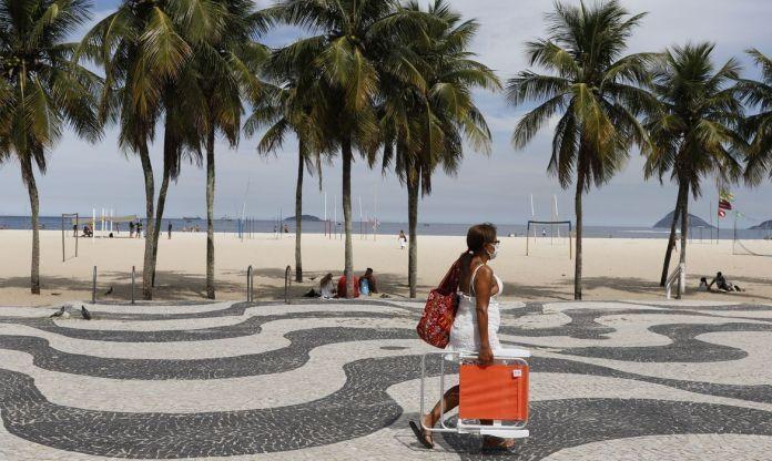 Risco da Covid-19 do Rio de Janeiro
