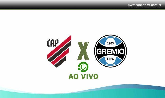 Athletico x Grêmio