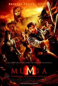 A Múmia - A Tumba do Imperador Dragão