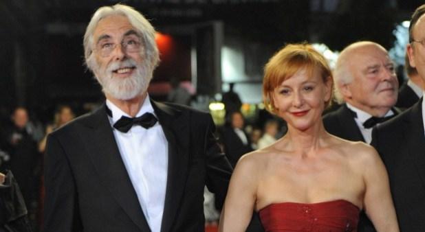 Michael Haneke e Susanne Lothar