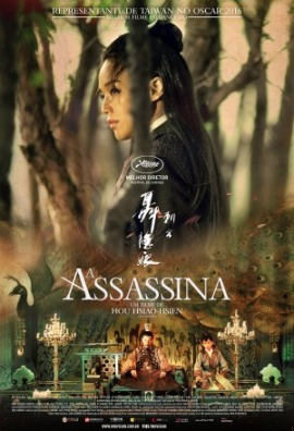 A-Assassina_poster