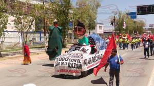 Megamarcha Nacional Oaxaca 27 julio 2015(7)