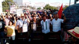 Megamarcha Nacional en Oaxaca 27 julio 2015(1) copy