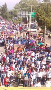 Megamarcha Nacional en Oaxaca 27 julio 2015(10)