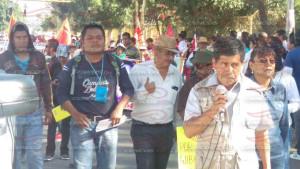 Megamarcha Nacional en Oaxaca 27 julio 2015(3)