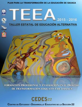 Portada TEEA 2015 2016
