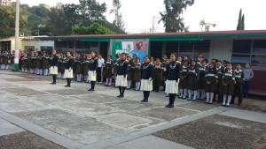 Inicio de ciclo escolar Telixtlahuaca