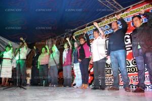 Grito Magisterial y Popular 2015(15)