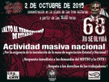 Cartel Nacional 02 octubre 2015