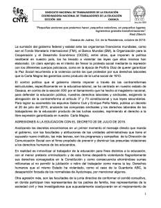 Documento orientador para las reuniones delegacionales octubre 2015(1:6)