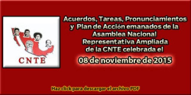 Acuerdos ANRA 08 noviembre