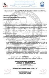 Boletín - BOLETÍN PAEE - 23 enero 2017