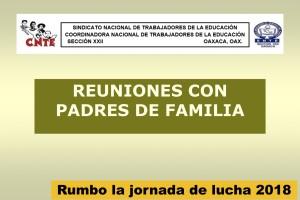 Documento para brigadeo con Padres de Familia