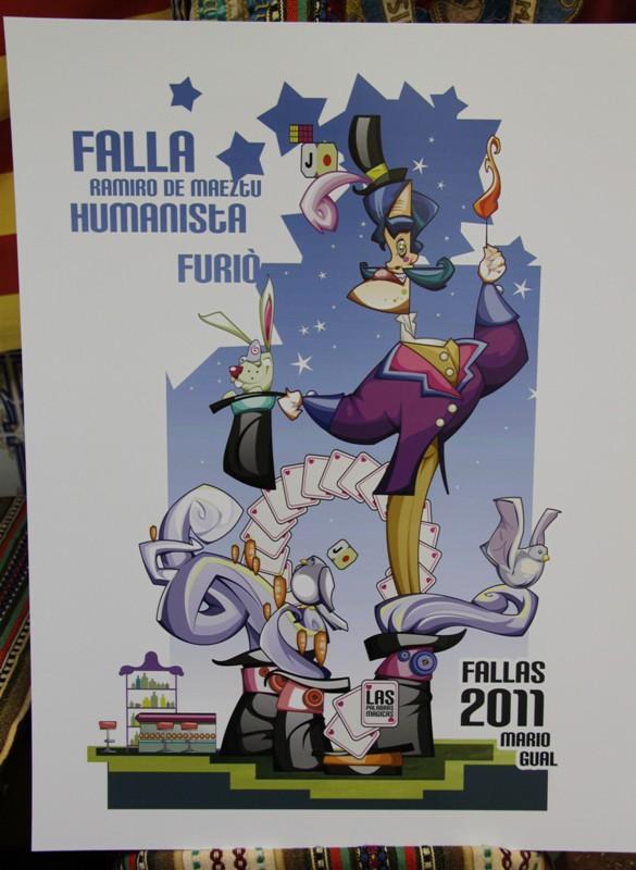 Fallas Valencia 2011