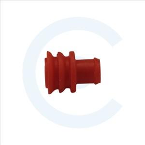 Pin de sellado Superseal 1.5 rojo. orif: 5,5mm. ext: 6,1mm - Cenel Europe Slu - Electronic components - Tienda online