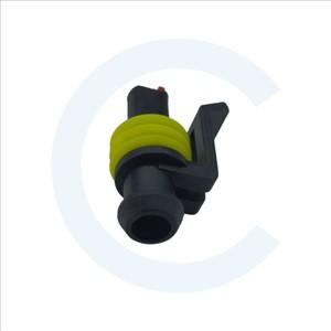 Conector TE Connectivity Superseal 1.5 hembra 1 pin. Cenel Europe Slu - Electronic components - Recambios electrónicos -Tienda online