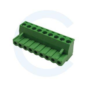 003011294 Bloque bornas 9 vias hembra XINYA - CENEL Europe - electronic components - tienda online