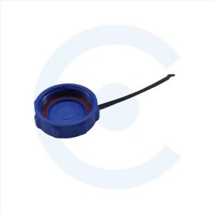 003011315 Cubierta Protección SP21 Hilo interno junta roscada - WEIPU - SP2111 SP2110-COVER - CENEL Europe - electronic components - tienda online