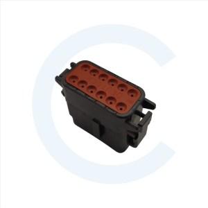003011590 Conector DTM hembra DEUTCH - CENEL Europe - BM4932 electronic components - tienda online