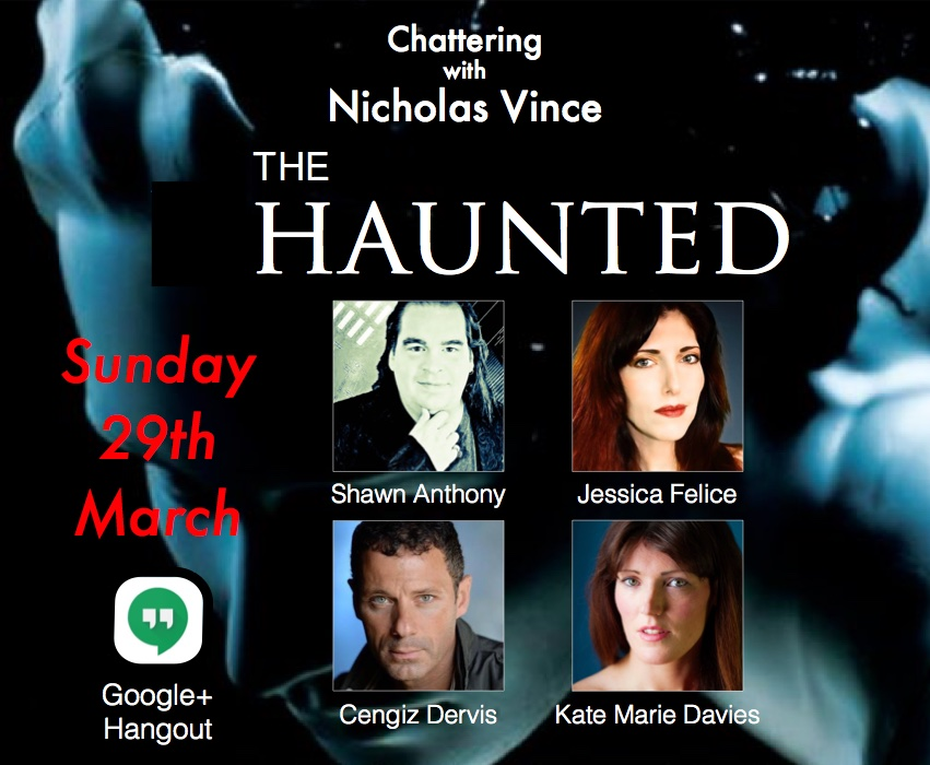 The Haunted chat