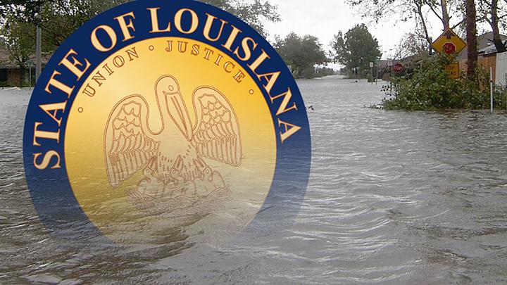 Louisiana Flooding - MGN Online