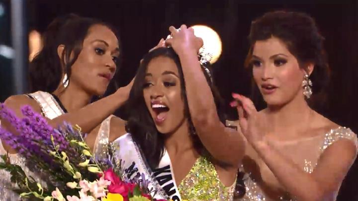 Miss Teen USA 2018 Crowning