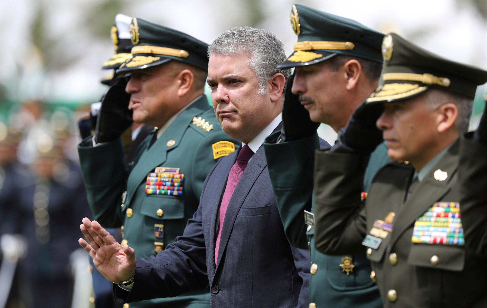 Ivan Duque, Luis Fernando Navarro