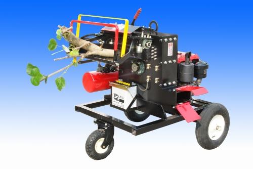 手推式碎木機 | 枝幹絞碎機及切碎機 | 園藝機械 | 園藝相關產品 | 五金及工具 | 中經社 CENS.com