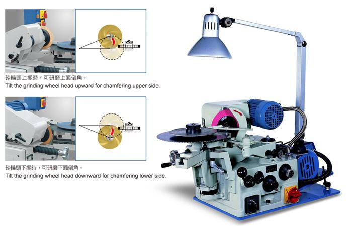 圓鋸片研磨機   圓式鋸床   鋸床   工具機   機械     產品列表   中經社 CENS.com
