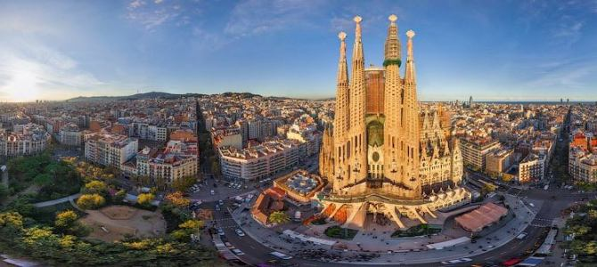 Gradovi u kojima borave učesnici projekta – Upoznaj Španiju