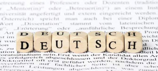Besplatan čas njemačkog jezika za početnike