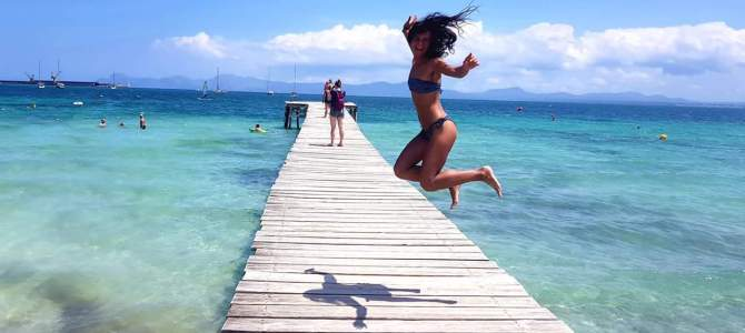Ljeto na egzotičnoj Majorci