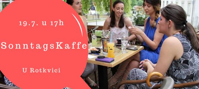 SonntagsKaffe – Besplatan čas konverzacije na njemačkom