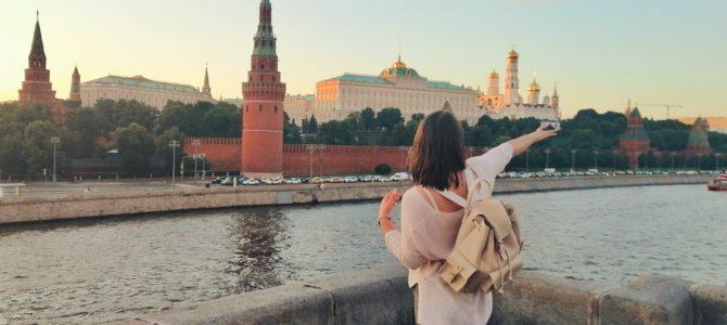 Moskva je premašila moja očekivanja