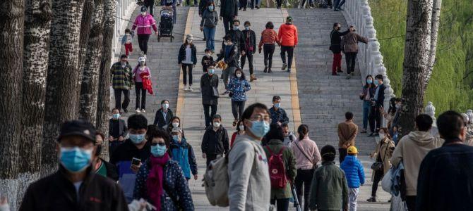 Ulice su ponovo pune ljudi  – utisci iz Kine