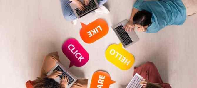 Društvene mreže – besplatan online čas konverzacije na engleskom jeziku
