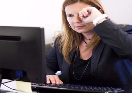 ¿A qué se debe el síndrome del ojo seco?