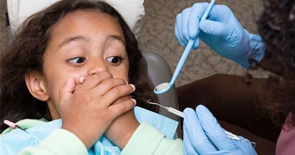 ¿Cómo manejar el miedo al dentista en los niños?