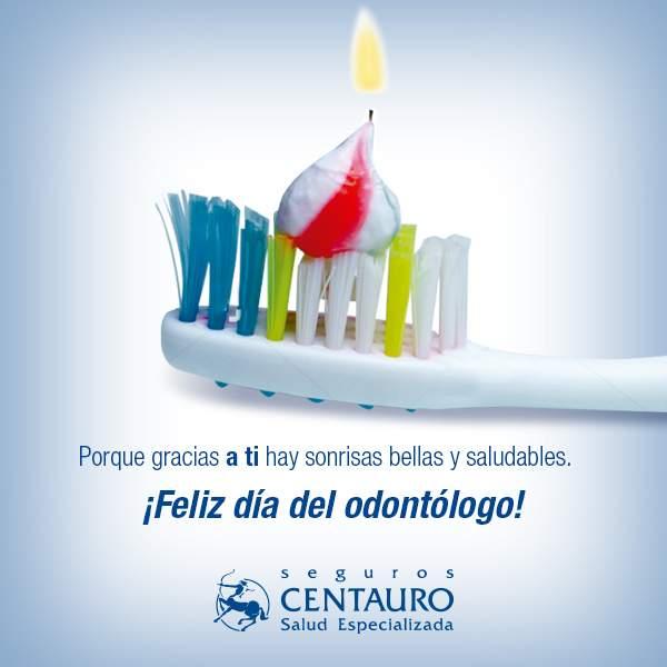 Feliz Dia del Odontologo