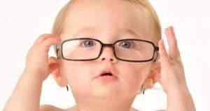 ¿Sabes si tu pequeño necesita usar anteojos?