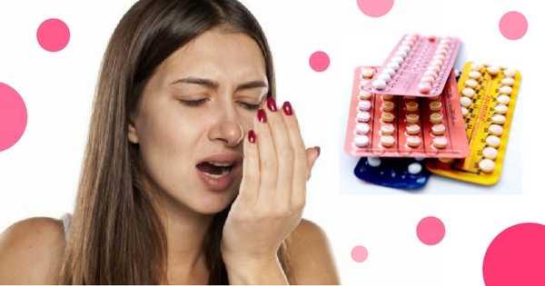 ¡Las píldoras anticonceptivas favorecen las enfermedades en las encías!