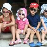 Oftalmología pediátrica y lentes de sol para niños